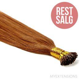 Cold fusion stick Original - RESTSALG Hair extensions Lys rødbrun nr. 7