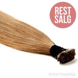 Cold fusion stick Original - 2. SORTERING Hair extensions Lys brun nr. 10