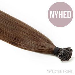 Cold fusion Stick Original Hair extensions Askbrun nr. 5B