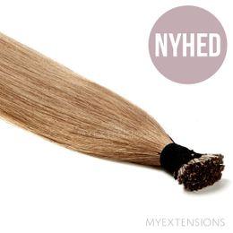 Cold fusion Stick Original Hair extensions Lys askbrun nr. 12B