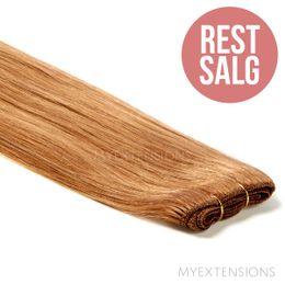 Hår trense Original Hair extensions Gylden rødbrun nr. 16