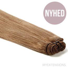 Hår trense Original Hair extensions Lys askbrun nr. 12B
