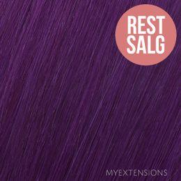 Hår trense Original Hair extensions Lilla