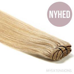 Hår trense Original Hair extensions Mørk beigeblond nr. 15