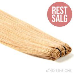 Hår trense Original - RESTSALG Hair extensions Lys rødblond nr. 18