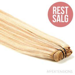 Hår trense Original - RESTSALG Hair extensions Mix nr. 18/613