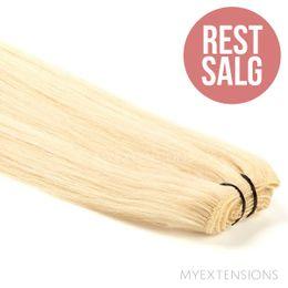 Hår trense Original - RESTSALG Hair extensions Lys gyldenblond nr. 613