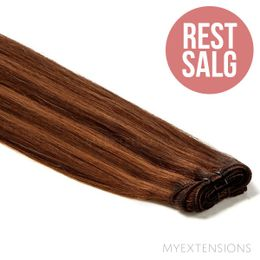Hår trense Original - RESTSALG Hair extensions Mix nr. 4/7