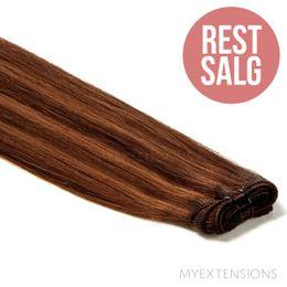 Hår trense Original - RESTSALG Hair extensions Mix nr. 4/7