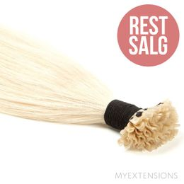 Hot fusion Original - RESTSALG Hair extensions Lys blond nr. 60A
