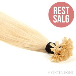 Hot fusion Original - RESTSALG Hair extensions Lys gyldenblond nr. 613
