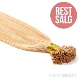 Hot fusion Original - RESTSALG Hair extensions Lys rødblond nr. 18