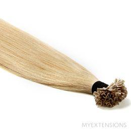 Hot fusion Original Hair extensions Mørk beigeblond nr. 15