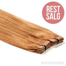 Tape Baner Original Hair extensions Gylden rødbrun nr. 16