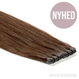 Tape Baner Original Hair extensions Askbrun nr. 5B