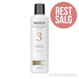 Nioxin imod hårtab og tyndt hår Plejeprodukter Conditioner - System 3