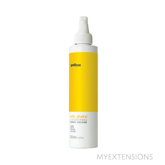 Milk_Shake Direct Color Yellow
