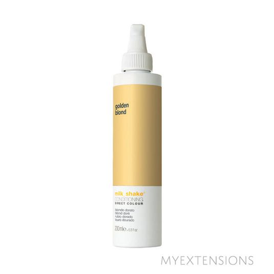 Milk_Shake Direct Color Golden blond