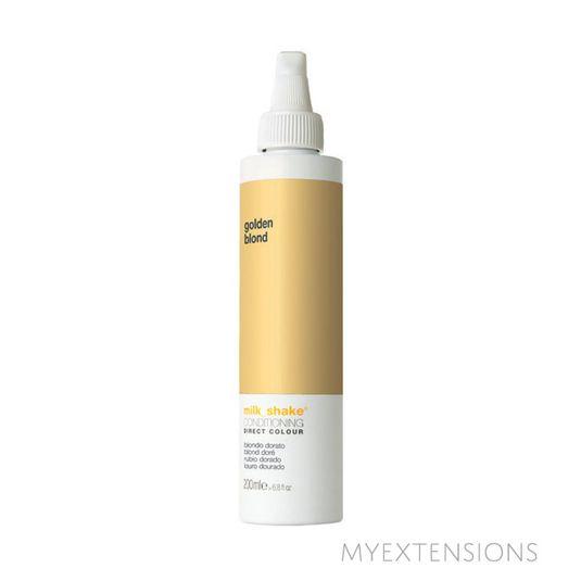 Milk_Shake Direct Color Plejeprodukter Golden blond