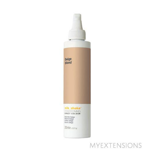 Milk_Shake Direct Color Plejeprodukter Beige blond