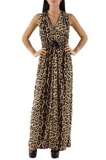 Athena Maxikjole Kjoler Leopard