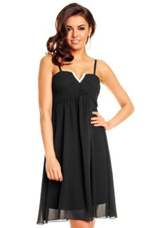 Chiffon Swingdress  Sort