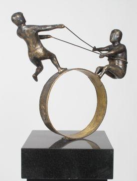 Samarbejde Bronze