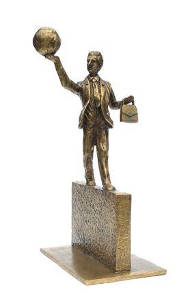 Verdensmanden Bronze