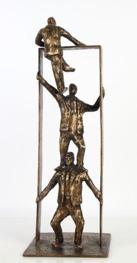 Teambuilding Bronze