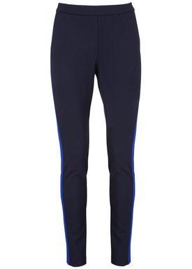 Tanny stripe pants - Buks - Modström