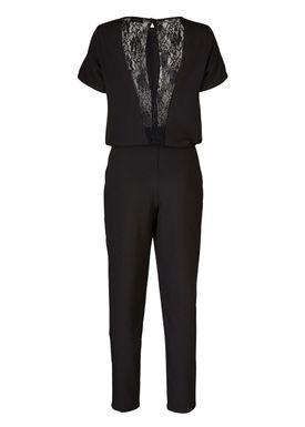 Campell lace jumpsuit -  - Modström