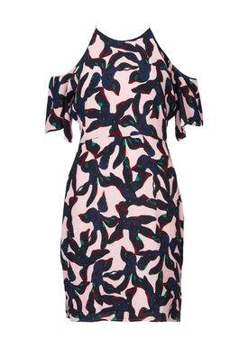 Cher print dress -  - Modström