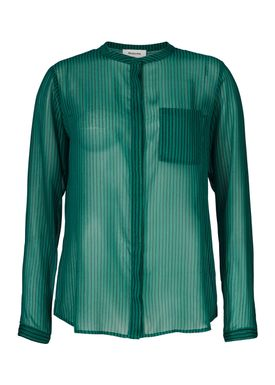 Christy herringbone shirt -  - Modström