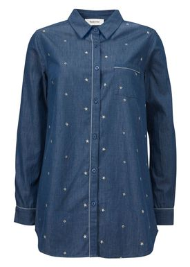 Cita chambray shirt -  - Modström