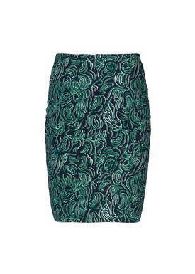 Coco print skirt -  - Modström