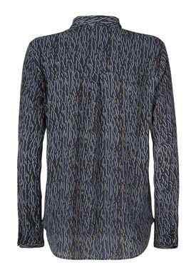 Denice print shirt -  - Modström
