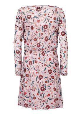 Camelia Print Dress - Kjole - Modström