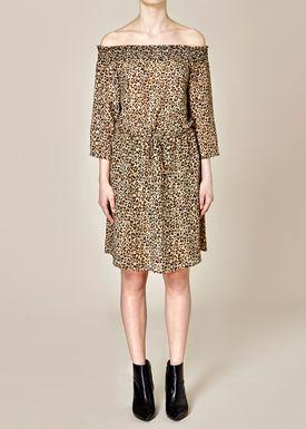 Patrice print dress - Kjole - Modström