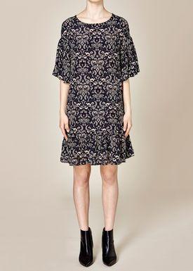 Phoenix print dress - Kjole - Modström