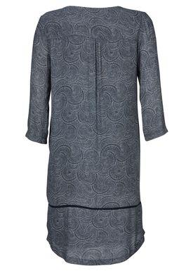 Skipper print dress - Kjole - Modström