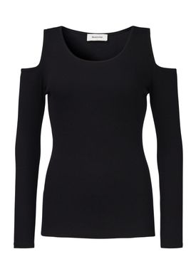 Krown cold shoulder LS top -  - Modström
