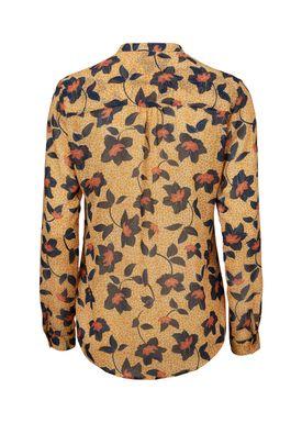 September print shirt - Langærmet skjorte - Modström
