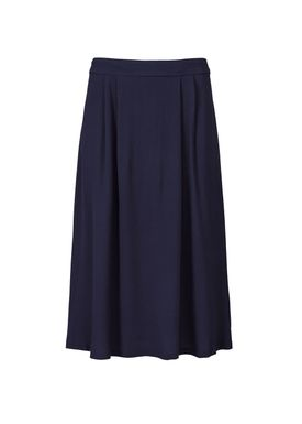 Nanna solid skirt -  - Modström