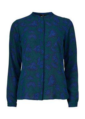 Pacey print shirt - Skjorte / Bluse - Modström
