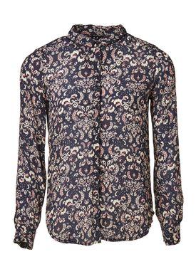 Phoenix print shirt - Skjorte / Bluse - Modström