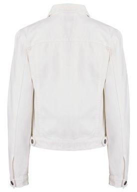 Ridley jacket White Twill -  - Modström