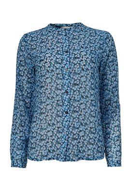 Silas print shirt -  - Modström