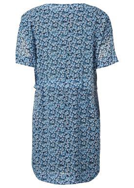 Silas print t-shirt dress -  - Modström