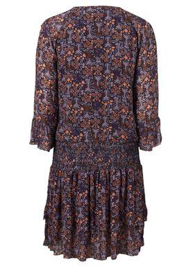 Silvia print dress - Kjole - Modström