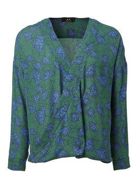 Pacey print drapy shirt - Skjorte / Bluse - Modström